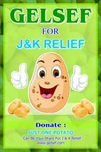 Gelsef for J&K